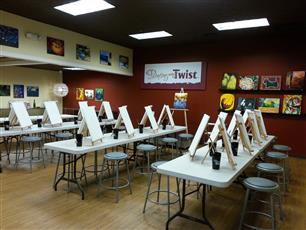 Painting with a Twist - Westport, CT