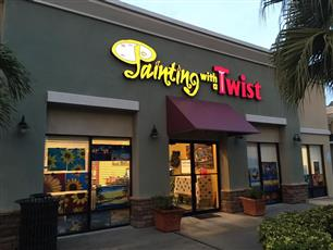 Painting with a Twist - Tampa, FL - Carrollwood