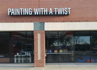 Painting with a Twist - Houston, TX - Sugar Land