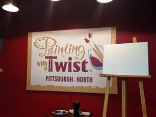 Painting with a Twist - Pittsburgh, PA - North