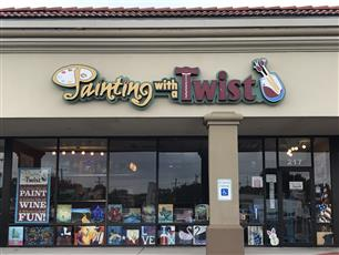 Painting with a Twist - San Antonio, TX - Alamo Heights