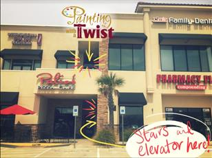 Painting with a Twist - Las Colinas, TX