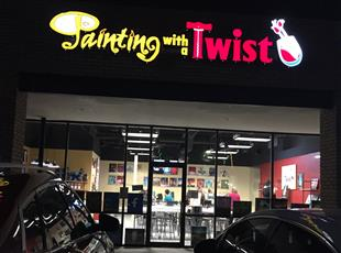 Painting with a Twist - Richardson, TX