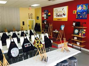 Painting with a Twist - Miramar, FL