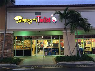 Painting with a Twist - Pembroke Pines, FL