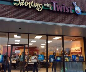 Painting with a Twist - Fredericksburg, VA