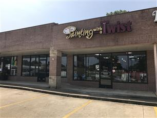 Painting with a Twist - Longview, TX