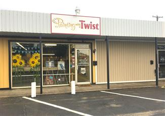 Painting with a Twist - Burleson, TX